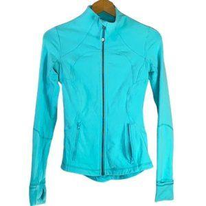 Lululemon - Forme Jacket Spry Blue